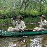 Kanotur i Børtevann